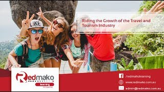 Riding the Growth of the Travel and Tourism Industry