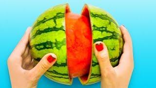 果物の美しい切り方25選!!夏になると食べたくなる美味しい果物、こうやって切るとスタイリッシュに