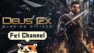 ♯1【PS4PRO日本語吹き替え版】デウスエクス マンカインドディバイデッド(Deus Ex: Mankind Divided) 実況