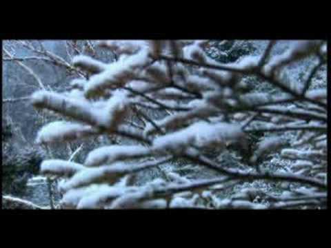 Tibet fairy land on earth in Winter