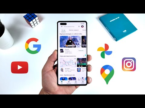 Working Google Play on Huawei Mate 40 Pro - Virtual Machine VMOS No PC, Play Store With GMS! 📱