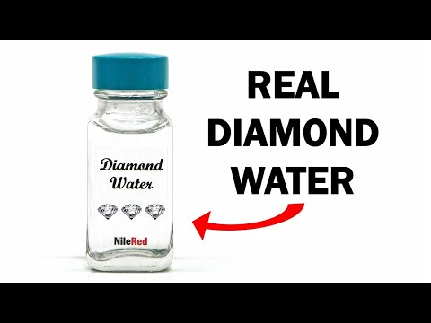 Making The World's Most Expensive Carbonated Water!