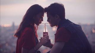 Coca-Cola - O'nunla olduğun her anın #TadınıÇıkar(Aşkın tadı, inişlerinde ve çıkışlarında; onu ilk gördüğün anda, ilk kavgada, ilk barışmada, onunla ilk kez bir şişe Coca-Cola'yı paylaşmanın mutluluğunda, yağmur ..., 2016-02-10T20:44:31.000Z)