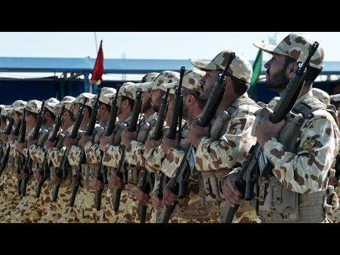 BREAKING NEWS December 18 2017 Iranian military convoy has crossed into Syria through Iraq