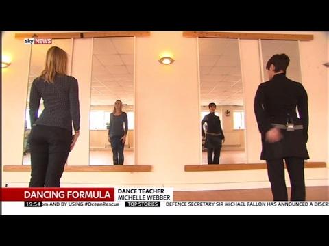 The perfect attractive dance formula? - Rebecca Williams reports
