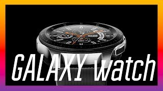 Обзор: Samsung Galaxy Watch 46mm (Отзывы в PleerRu)