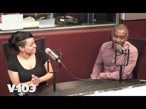 Kyla Pratt & Je'Caryous Johnson Talk