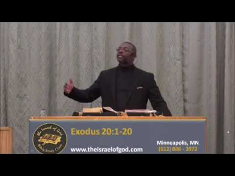 "IOG Minneapolis - ""The Law, Spiritual and Holy"""