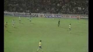 Sveriges VM-Kvalmatcher 1989