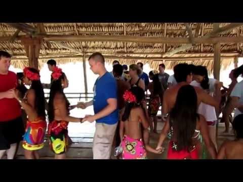 Kansas University - Embera Drua Panama 2013