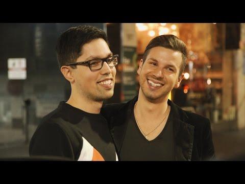 Gino & Kristion Proposal Video (same sex) @ Jamie's Italian Sydney