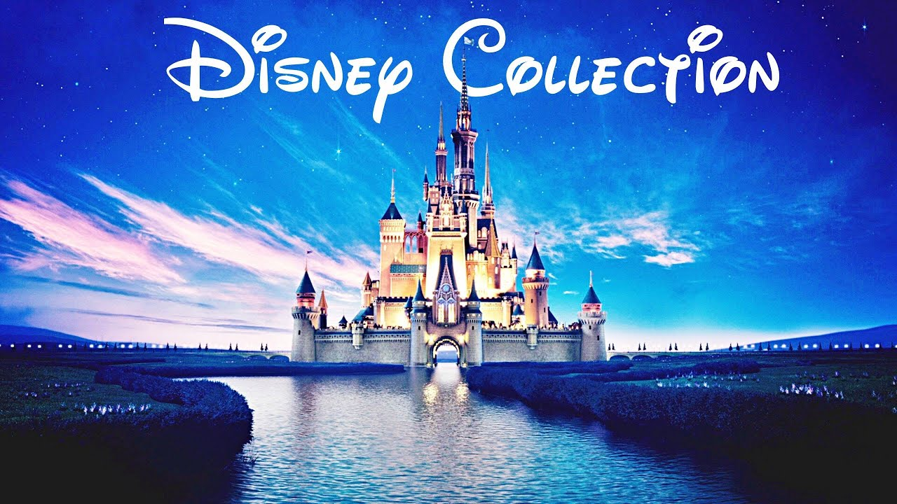 Disney Collection Piano Orchestra Vol 1 Youtube