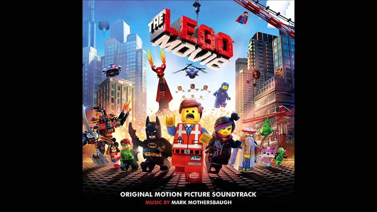 Jag In A Jungle (Cloud Cuckoo Land Theme)- Lego Movie OST - YouTube