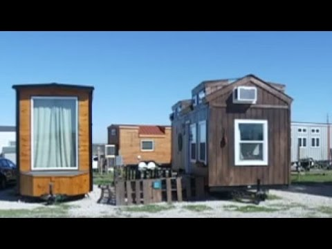 tiny house retirement community. Tiny House Community In Central Texas | 3/2017 Retirement