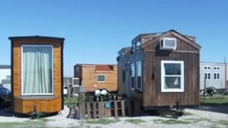 Tiny house community in Central Texas | 3/2017