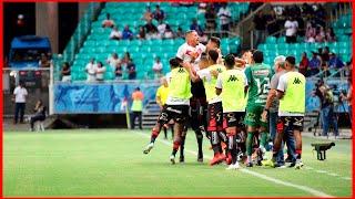 Скачать Bahia 0 X 2 Vitória Melhores Momentos 8 2 2020