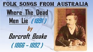 Where the Dead Men Lie (Barcroft Boake)