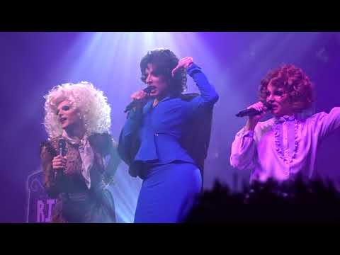The AAA Girls @ o2 Ritz, Manchester - 9 to 5/AAA