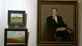 Петербургский Художник - Выставка  Виктора Орешникова (1904-1987)
