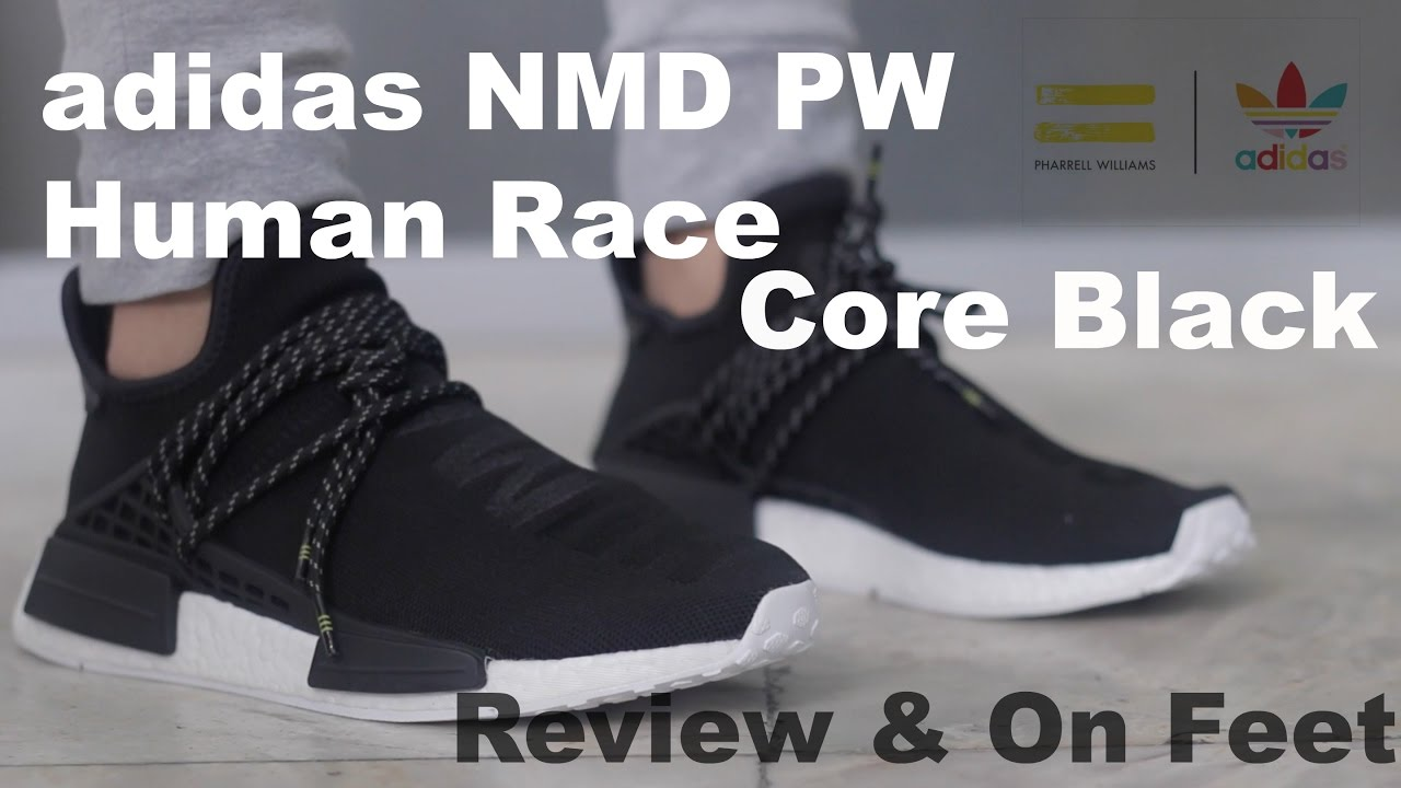 Authentic adidas HUMAN RACE NMD PHARREL x CHANNEL
