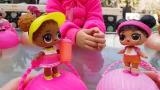 Дарим Оригинальный L.O.L  Мечты сбываются Куклы ЛОЛ  Подарок  сюрприз для девочки Конкурс