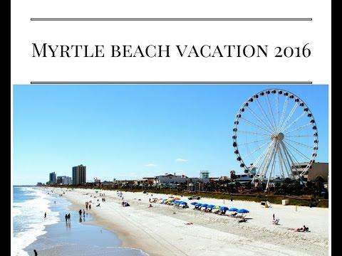 Myrtle Beach South Carolina New Jersey York Vacation