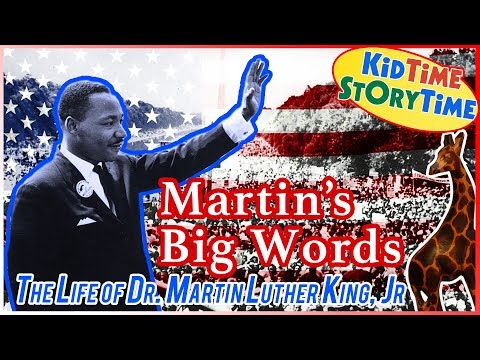 Martin's Big Words: The Life of Dr. Martin Luther King, Jr READ ALOUD