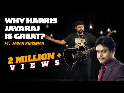 Why Harris Jayaraj is great? | Stand-up comedy by Jagan Krishnan Mp3