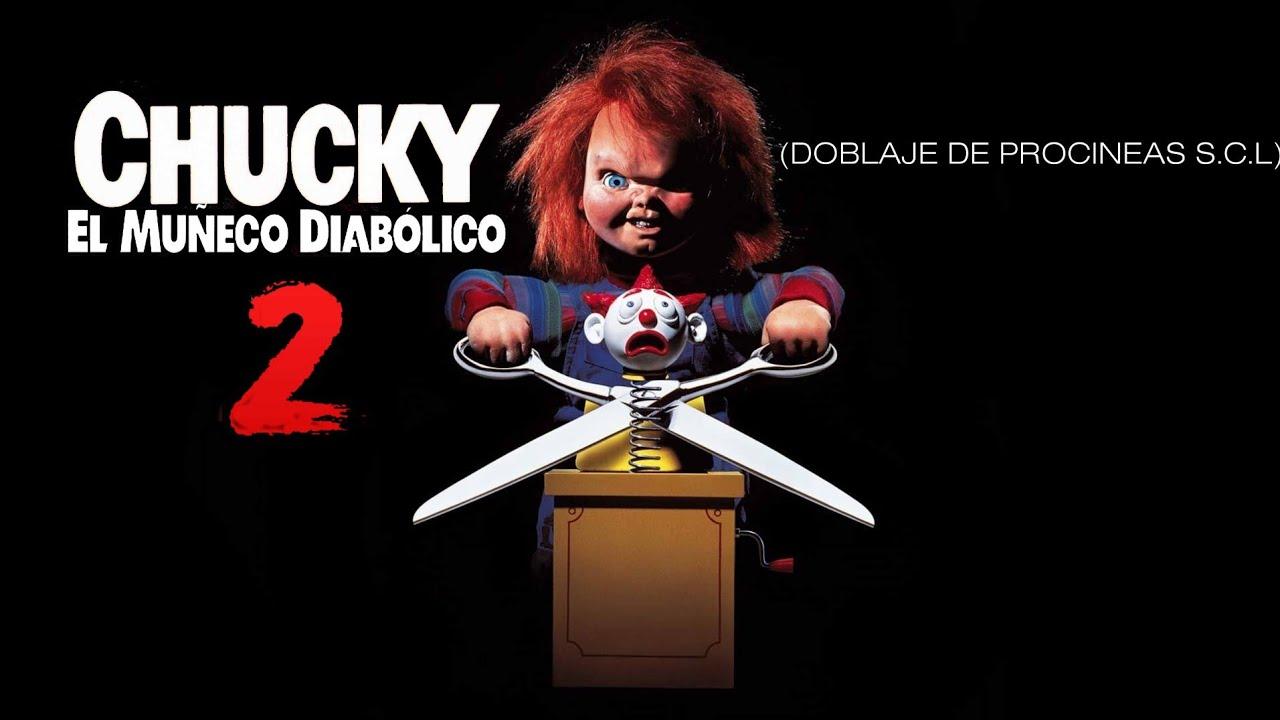 Download Chucky: El Muñeco Diabólico 2 - Conjuro de Dambalá (Doblaje Latino) 1990