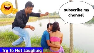 Must Watch New Funny😃😃 Comedy Videos 2018