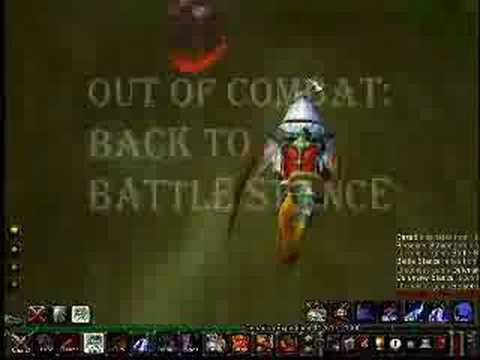Warrior Macro: Charge