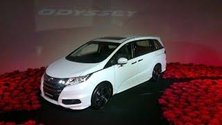 Honda Odyssey 日本原裝七人私家座艙