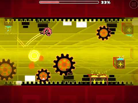 Bug dual wave Geometry Dash