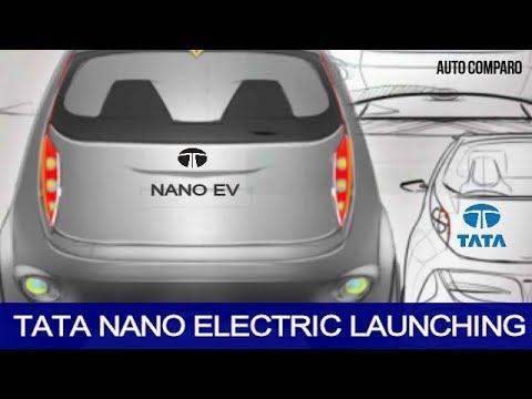 2018 TATA NANO IS ON TRACK IN A NEW AVATAR - ELECTRIC NANO