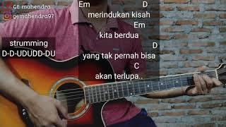 Chord MENUNGGUMU - Peterpan Feat Chrisye | Mudah Untuk Pemula