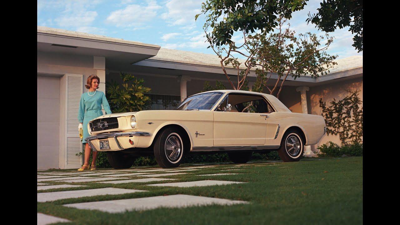 1965 ford mustang פורד מוסטנג משנת 1965