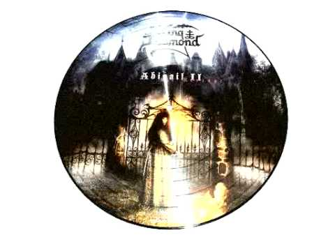 KING DIAMOND - SPIRITS ALBUM ABIGAIL II THE REVENGE mp3