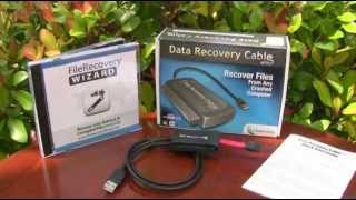 Data Recovery Cable + Software