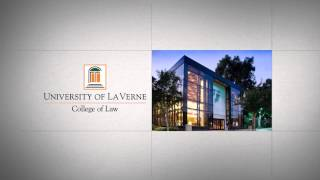 University of La Verne College of Law :15 second commercial - law.laverne.edu
