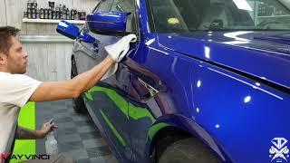 the way to amazing finish -BMW M5 F90 - JD detailing czech
