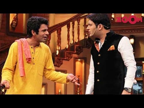 Sunil Grover makes a BIG statement over comeback in The Kapil Sharma show Mp3