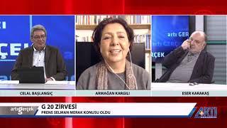 Artı Gerçek-2-Celal Başlangıç-Konuklar-Eser Karakaş-Armağan Kargılı-Ragıp Duran 30 Kasım 2018