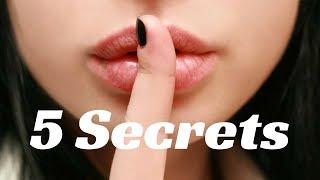 5 Secrets Women Don't Want Men To Know