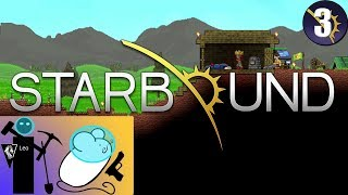 Let's Play Starbound Coop with Mousegunner #03