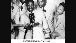 The 5 Jones Boys - Mr. Ghost goes to Town Bonus Track