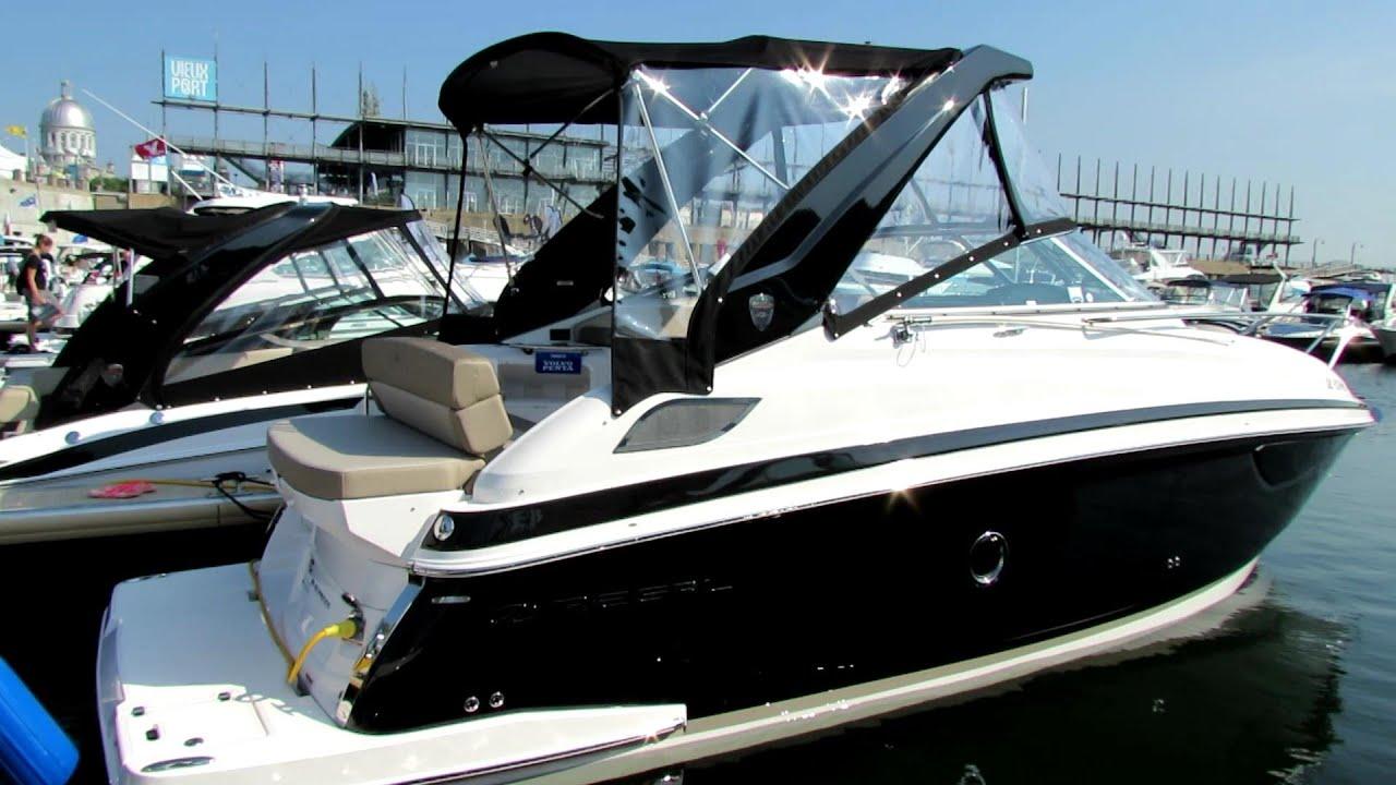 2014 Regal 28 Express Motor Boat Exterior Interior