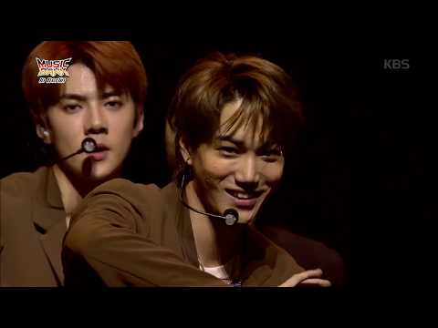 Music bank in berlin  - EXO - Power 20181031