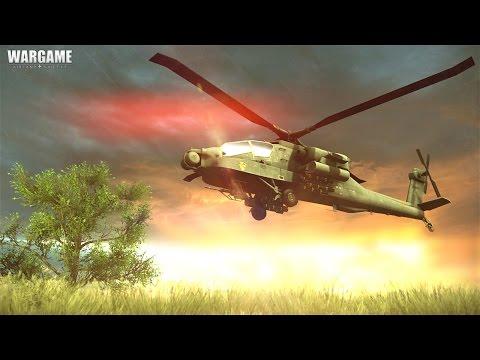 Wargame Red Dragon дека ОВД ! Убогая тактика или как не надо играть!