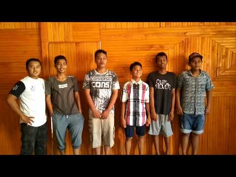 Deklarasi Anti Hoax Pemuda Rimbo Panjang Punggasan Kecamatan Linggo Sari Baganti