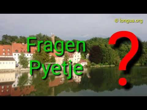 Deutsch lernen - Albanisch lernen - Learn Albanian and German - Wer, was, wo - kush,  çfarë